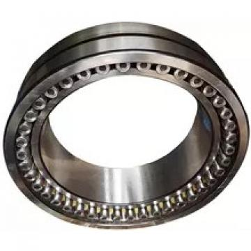 4.331 Inch | 110 Millimeter x 6.693 Inch | 170 Millimeter x 1.102 Inch | 28 Millimeter  SKF NU 1022 ML/C3  Cylindrical Roller Bearings