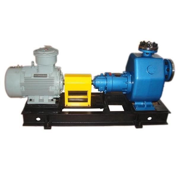Vickers PV023R1K1T1NMRZ+PVAC2PCMNSJW35 Piston Pump PV Series #1 image
