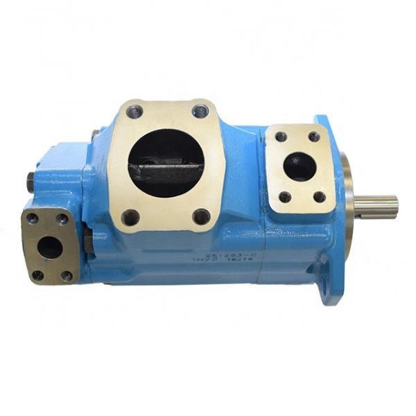 Vickers PV032R1K1T1NUPR+PVAC1ECMNSJW35 Piston Pump PV Series #2 image