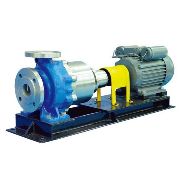 Vickers PV032R1K1T1NMRZ+PVAC2MCMNSJW35 Piston Pump PV Series #1 image