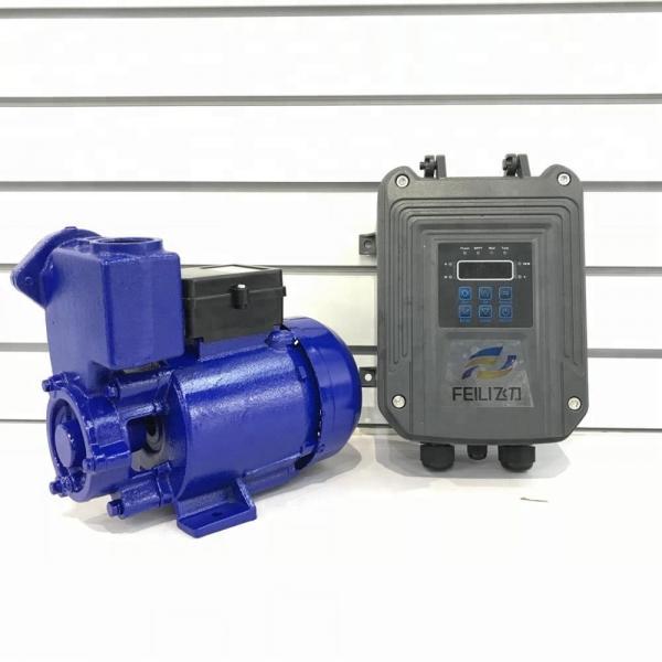 Vickers PV032R1K1T1NELZ+PVAC2MCMNSJW20 Piston Pump PV Series #2 image